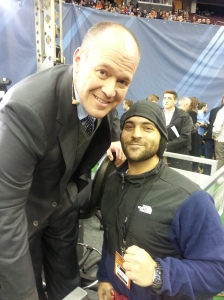Alan and Rich Eisen